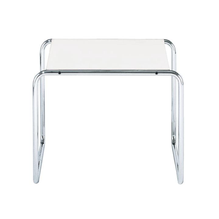 Knoll - Laccio 1 table de salon - blanc