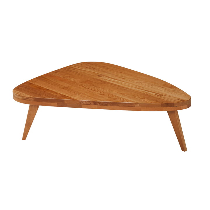 La table basse Remix Collection M en bois de chêne par The Hansen Family