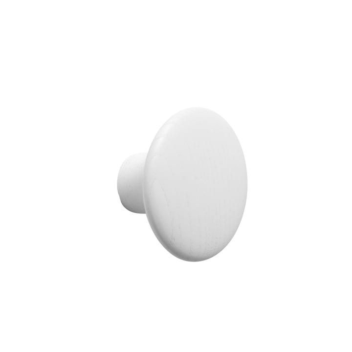 Muuto crochet « The Dots » - seul, blanc, petit