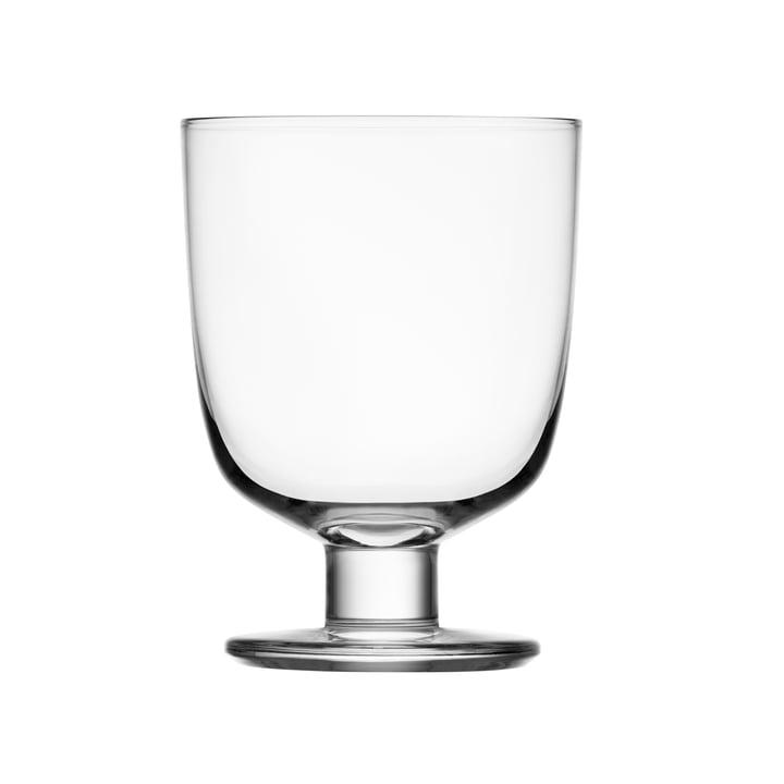 Gobelet en verre Lempi 34 cl d'Iittala en clair