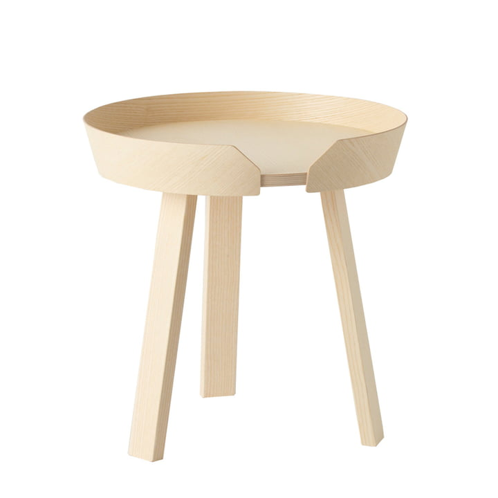 Muuto - Around Table d´appoint small, chêne