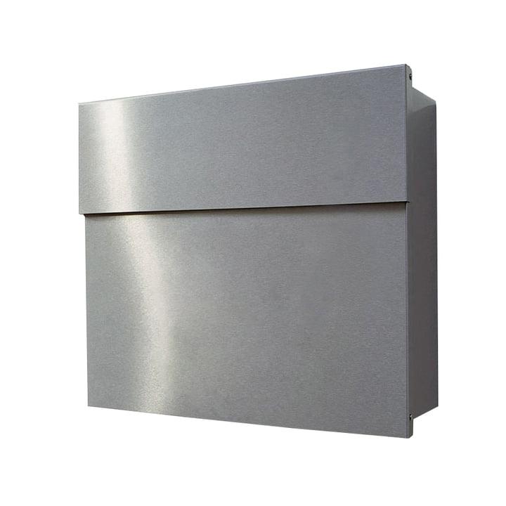 Radius Design - boîte aux lettres Letterman IV, acier inoxydable