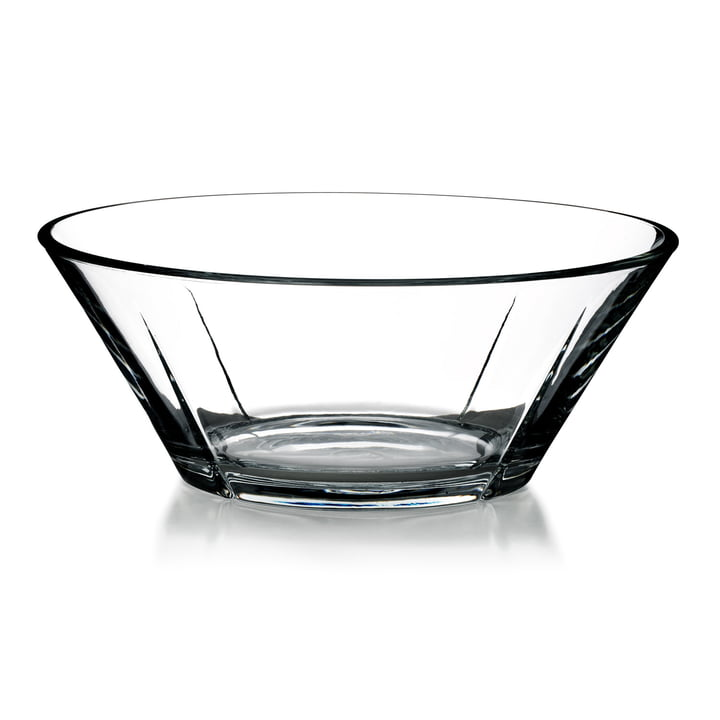 grande coupe en verre Grand Cru par Rosendahl.