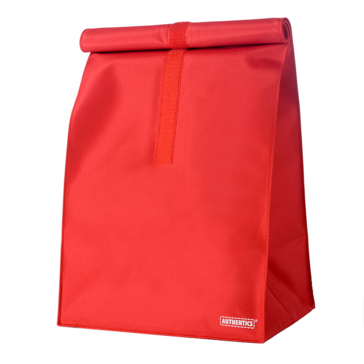 Authentics - Rollbag L, rouge