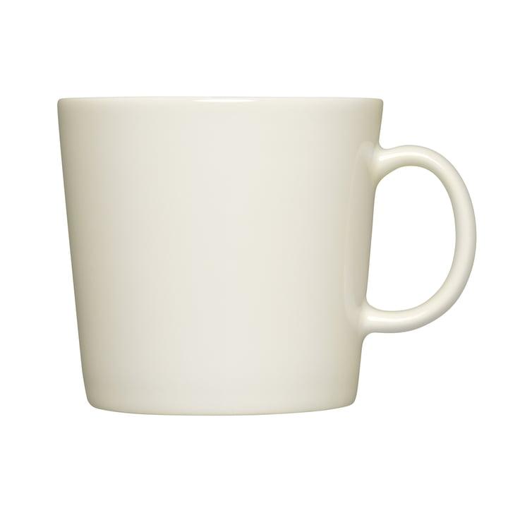 iittala - Teema Mug avec poignée 0.4 l haut, blanc