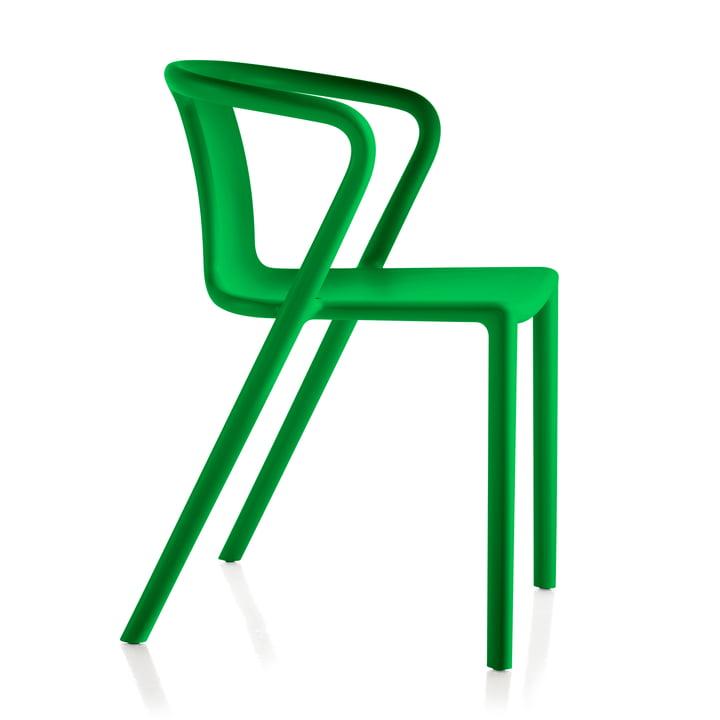 Fauteuil Air-Armchair de Magis en vert