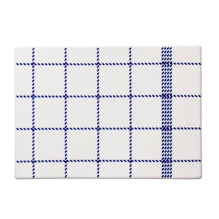Normann Copenhagen - Mormor Grand tableau bleu pour le petit-déjeuner