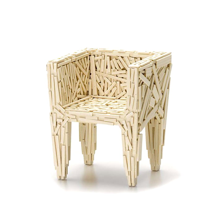 Vitra - Chaise Favela miniature