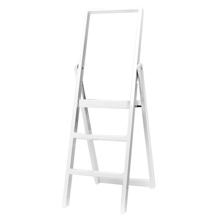 Design House Stockholm - Step Escabeau pliant, blanc