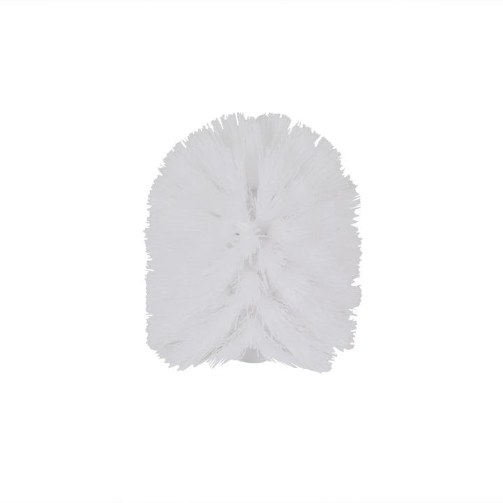 Depot4Design - Brosse WC de rechange Lunar, blanc