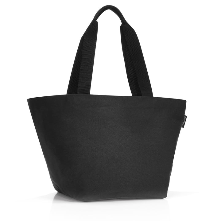 Le sac shopper M de reisenthel en noir
