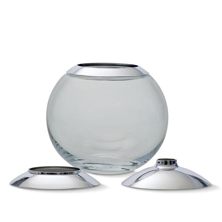 Philippi - Vase variable Globo, Ø 15cm