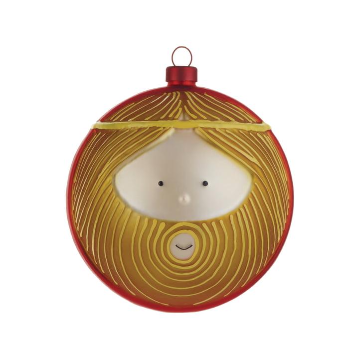 Boule de Noël Joseph par A di Alessi