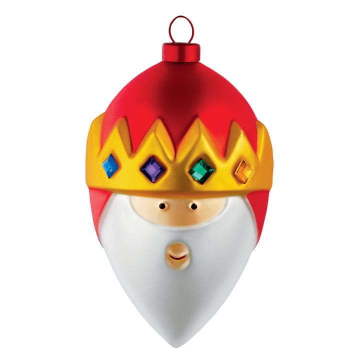 A di Alessi - Gaspare boule d'arbre de Noël