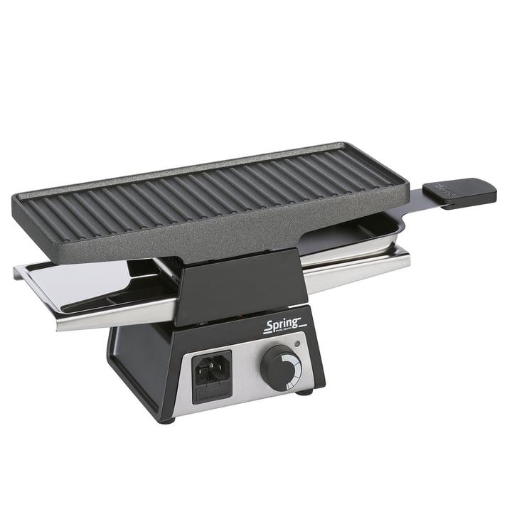Spring - Raclette 2+ Module de base, noir