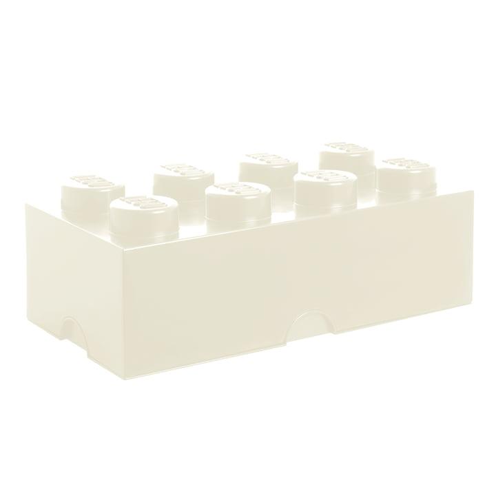 Lego - Boîte de rangement8, blanc