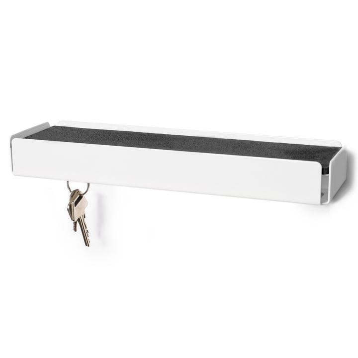 SL35 Key-Box Keybox de Konstantin Slawinski en blanc / gris feutre
