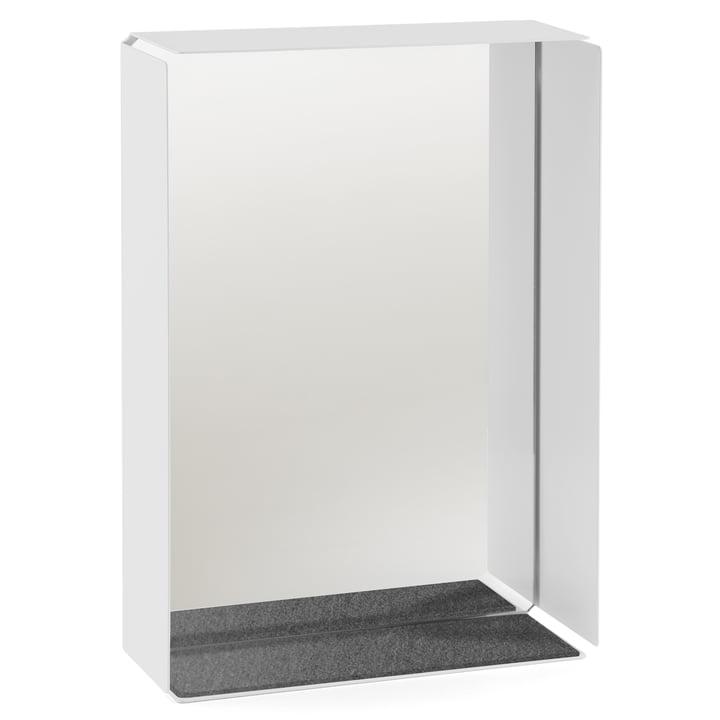 Konstantin Slawinski - Mirror-Box, gris - avec objets