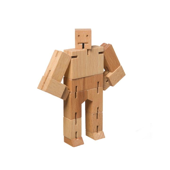 Le Cubebot de Areaware , micro, bois de hêtre