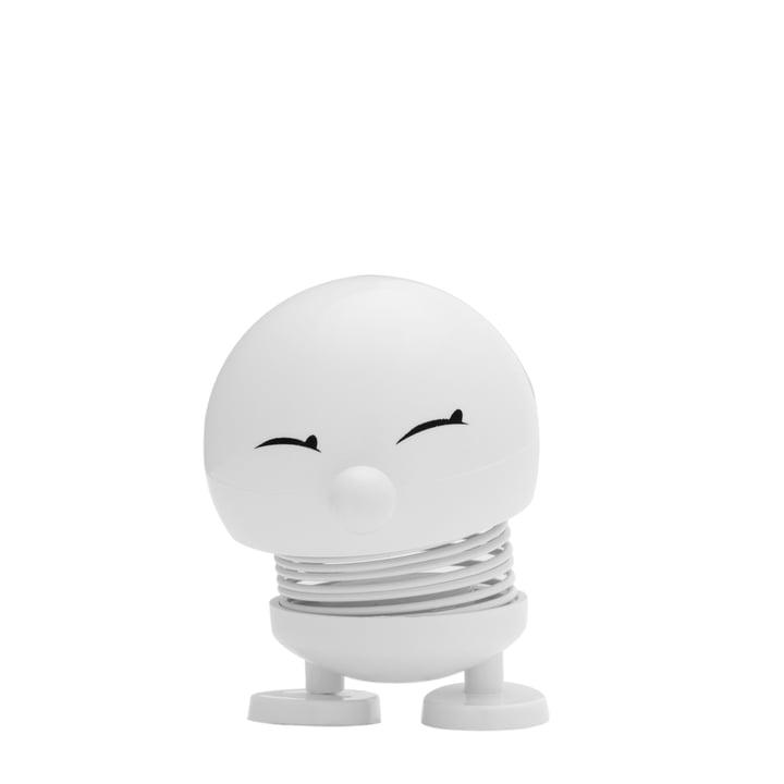 Hoptimist - Baby Bimble, blanc - Vue de face