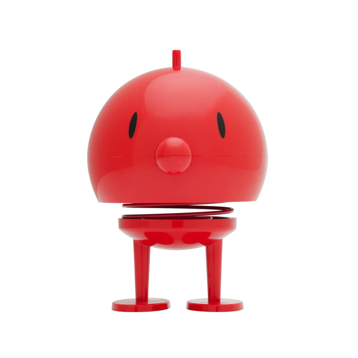 Hoptimist - Bumble, rouge - Vue de face