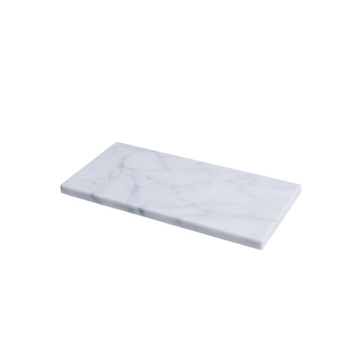 Hay - Chop Chop Planche à découper, marbre Calacatta SX