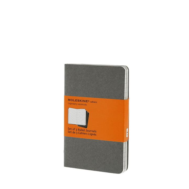 Moleskine - Cahier de notes, ligné, poche