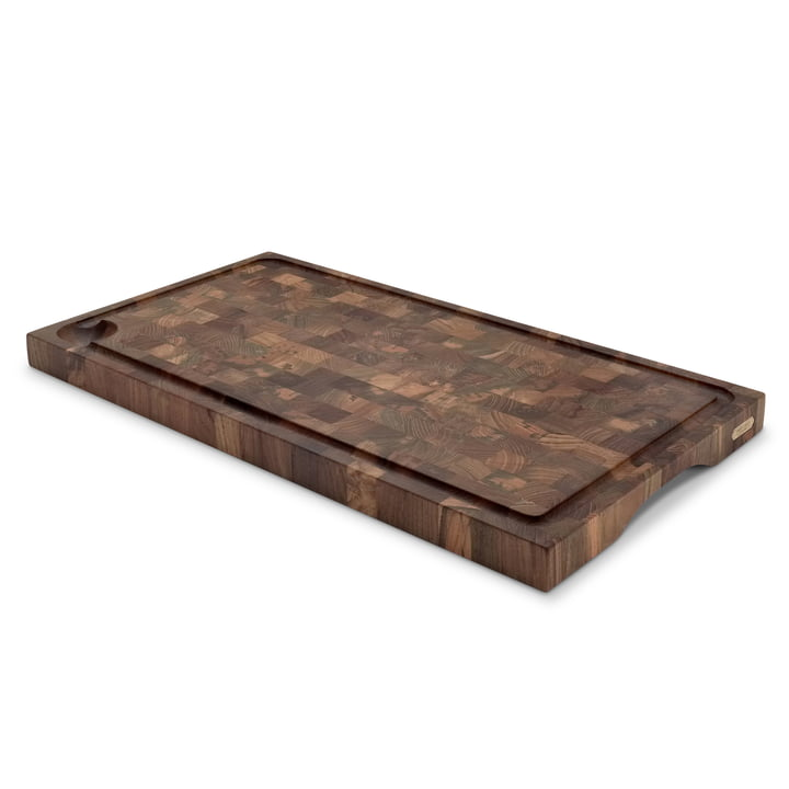 Skagerak - Planche à découper 27 x 50 cm, bois de teck