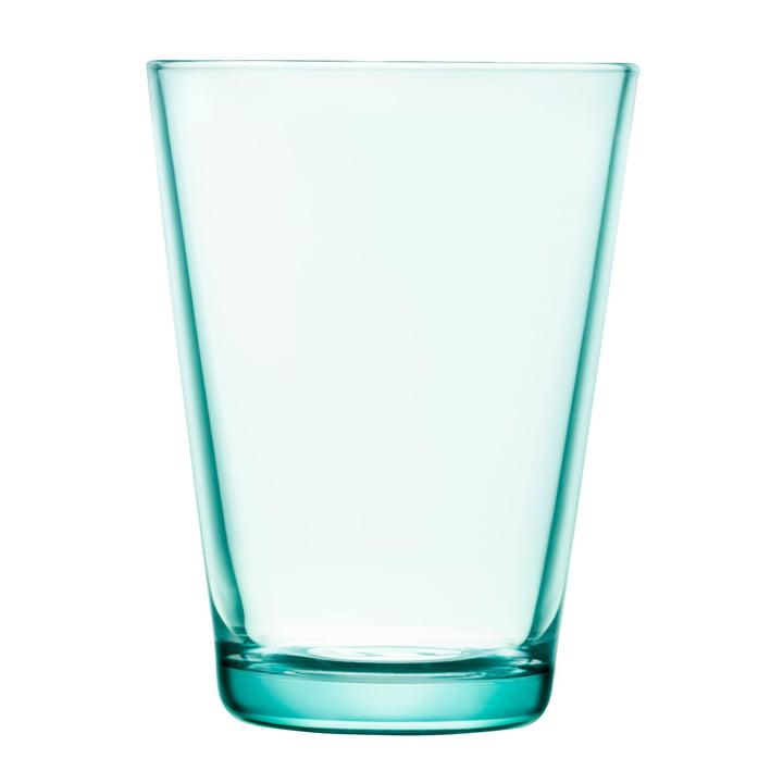 Iittala - Kartio Verre à boire 40 cl, eau verte