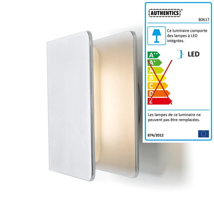Authentics - Éclairage d'extérieur LED
