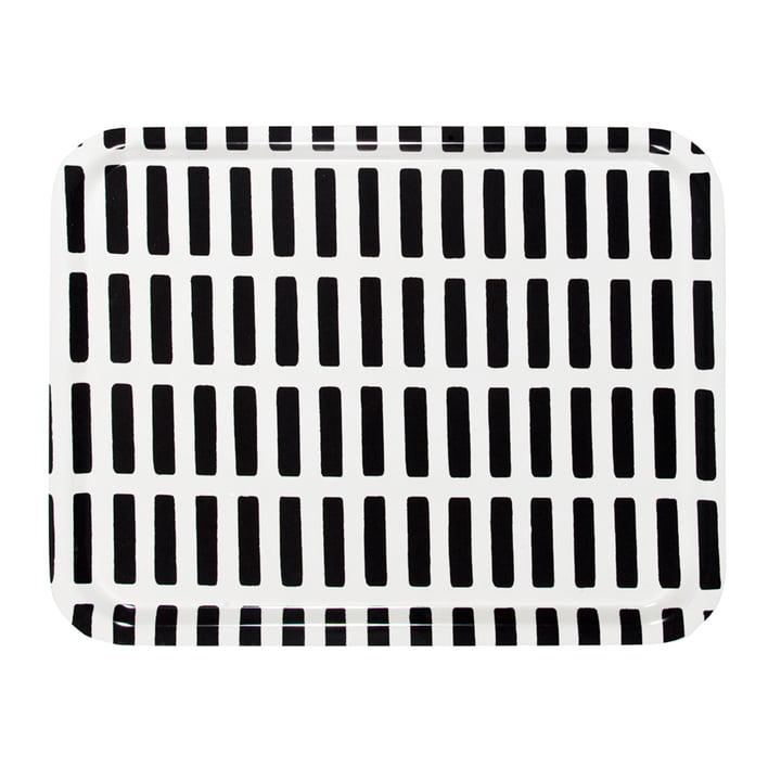 Artek - Tableau Siena, grand, blanc/noir