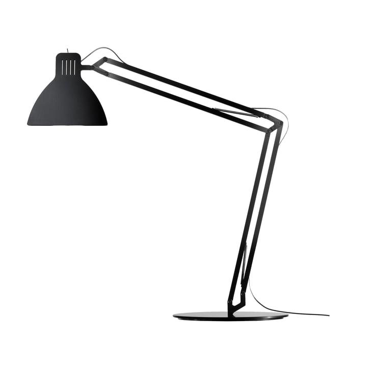Ingo Maurer - Lampe de table Looksoflat, noir