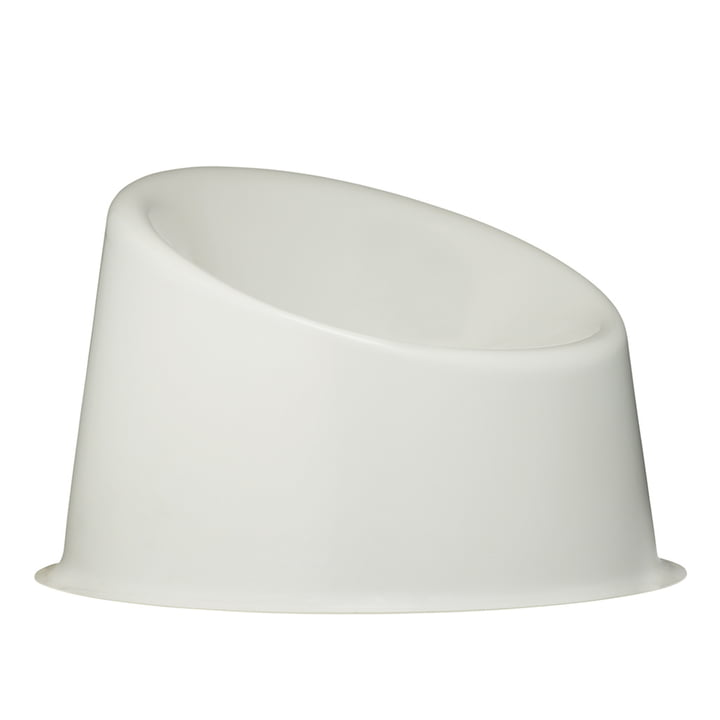 Verpan - Panto Pop chaise, blanc