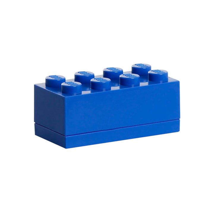 Lego - Mini-Box 8, bleu