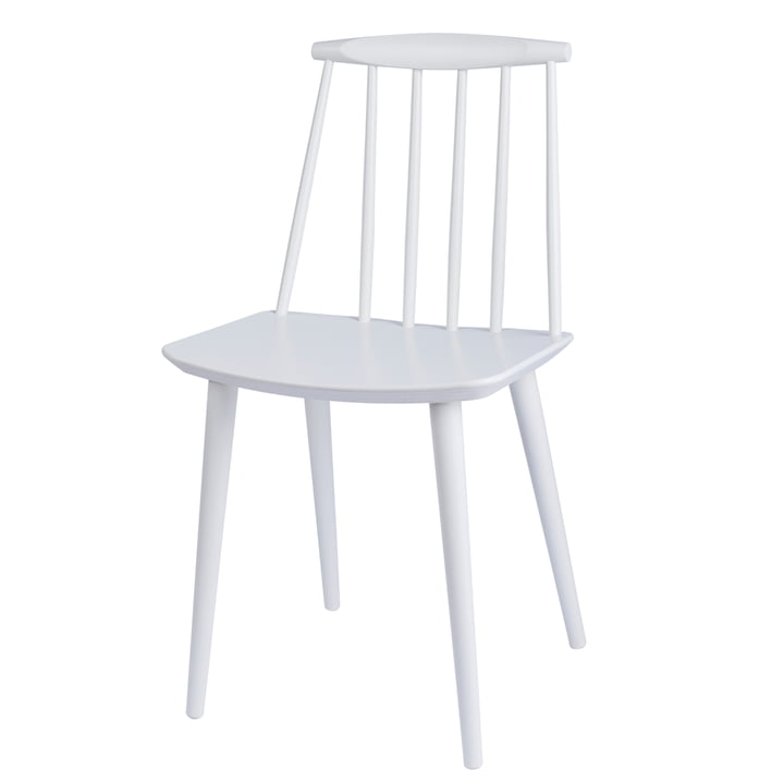 Hay - Chaise J77, blanc