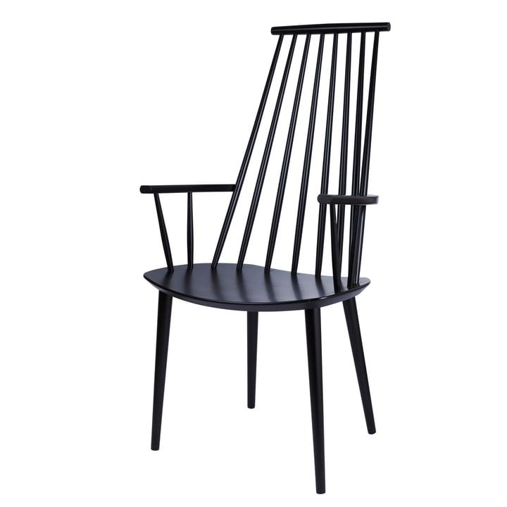 Hay - J110 Chair, noir