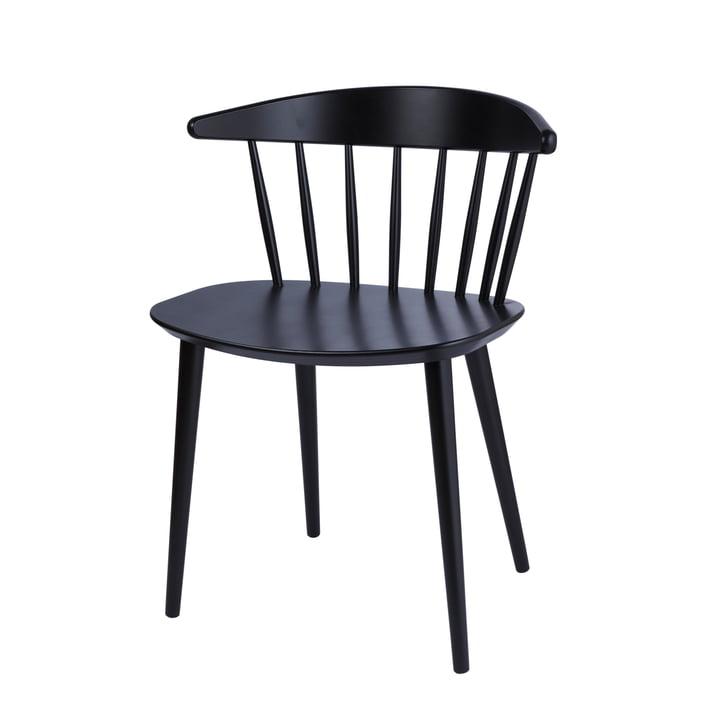 Hay - J104 Chair, noir