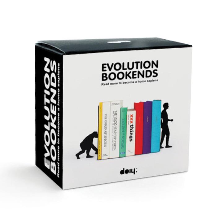 Doiy - Serre-livres Evolution Bookend - emballage