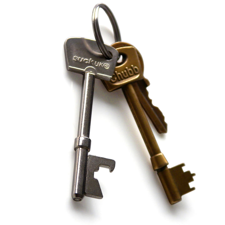 Suck UK - Décapsuleur Key - Sur trousseau de clés