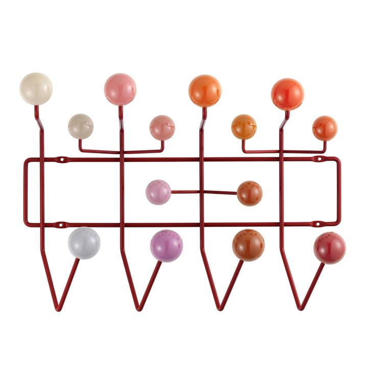 Vitra - Hang it all Garderobe, rouge (couleur dégradée)