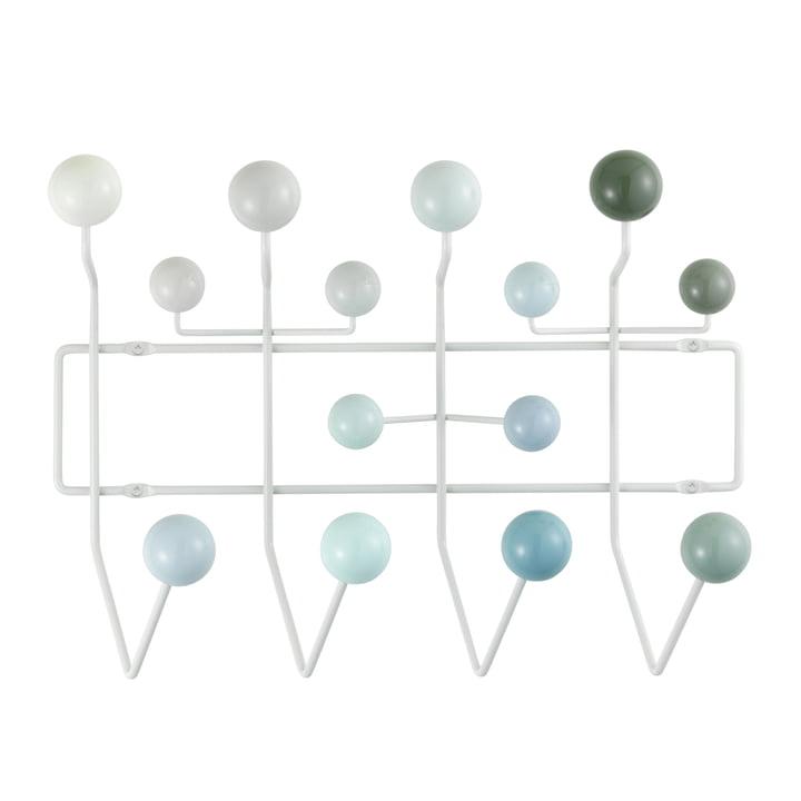 Vitra - Hang it all Garderobe, blanc (couleur dégradée)