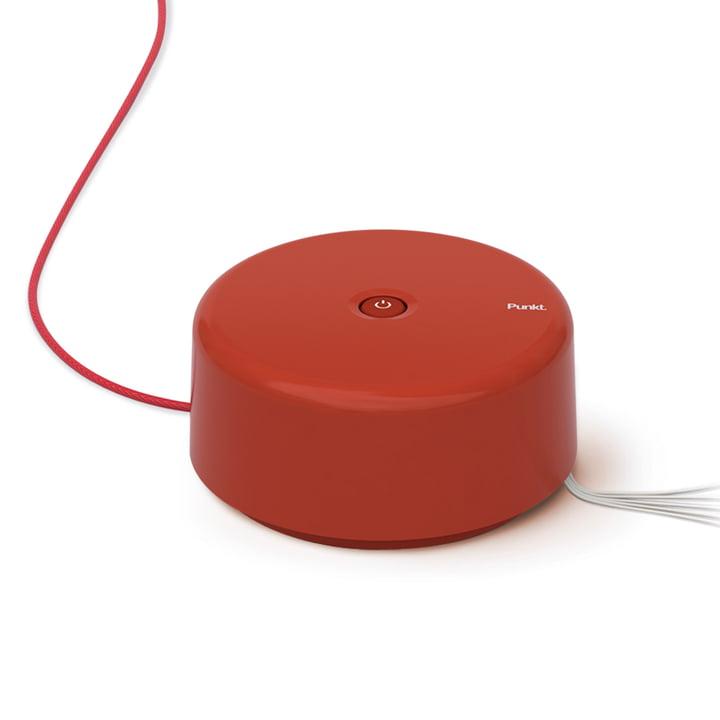 Punkt. - Multiprise ES 01, rouge