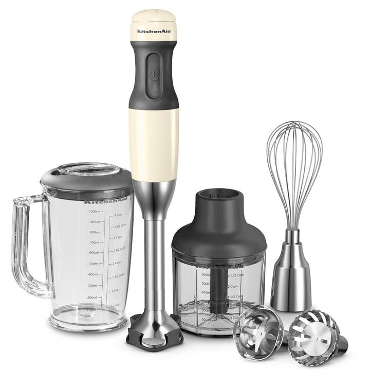 KitchenAid - Mixeur plongeant à 5vitesses, crème