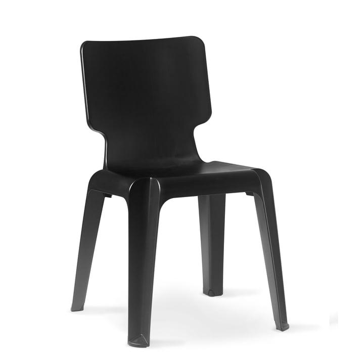 Depot4Design - Chaise Wait, noir