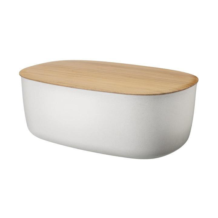Box-It Bread Bin par Rig-Tig par Stelton dans Nature White
