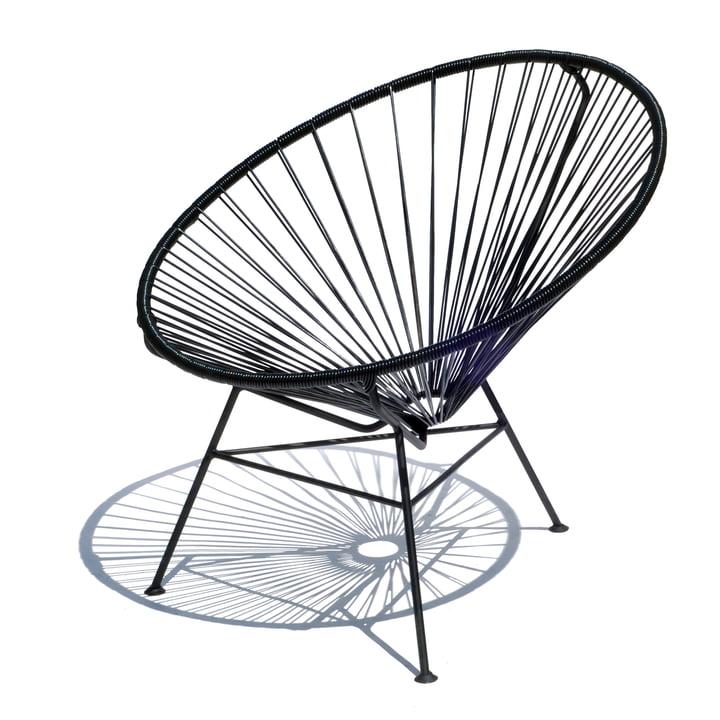 OK Design - Chaise Condesa, noir