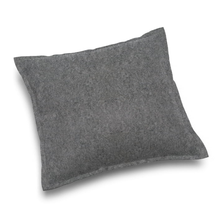 Hey Sign - Housse de coussin Uno, anthracite