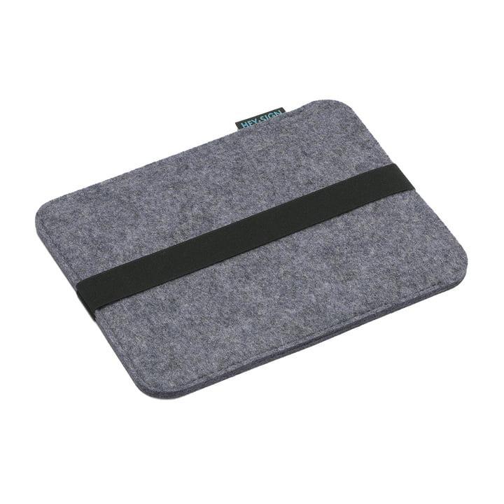 Hey Sign - Étui Pad Bag pour iPad, anthracite