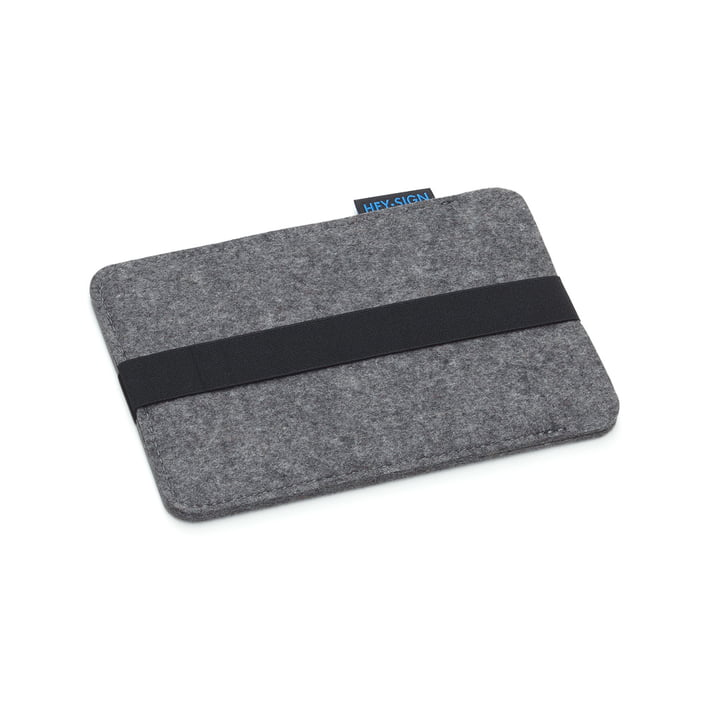 Hey Sign – Étui Pad Bag pour iPad mini, anthracite