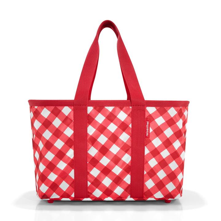 reisenthel - Sac mini maxi basket, rouge à carreaux